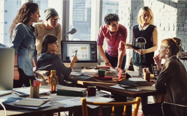Becarios Zink Marketing feria virtual internacional